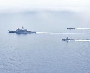 Türkiye ve ABD, Doğu Akdeniz'de geçiş eğitimleri gerçekleştirecek