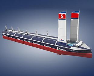 Stena Bulk, karbonsuz ve yelkenli konsept gemi tasarımını tanıttı