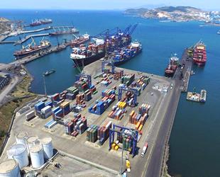 Limanlarda elleçlenen konteyner miktarı arttı