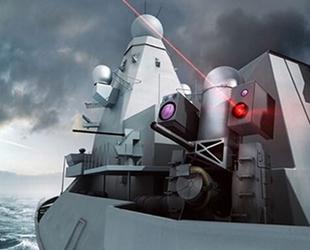 Türk savaş gemileri, yerli lazer silahı ile donatılacak