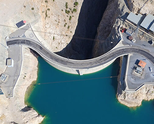 Ermenek Barajı ekonomiye 3.5 milyar liralık katkı sağladı
