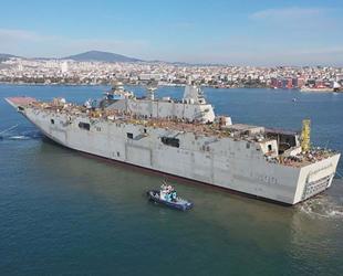 Türkiye, deniz harp tarihine yeni konsept kazandıracak