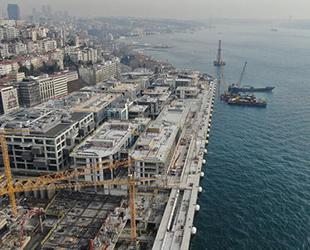 Galataport, ilk kruvaziyer gemisini 24 Nisan'da karşılayacak