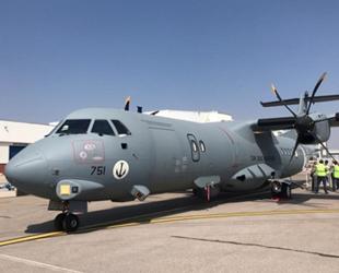 Deniz karakol uçağı P-72, görev esnasında ilk kez görüntülendi
