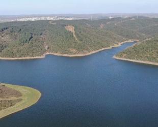 İstanbul'da baraj doluluk oranları geçen yılı aştı