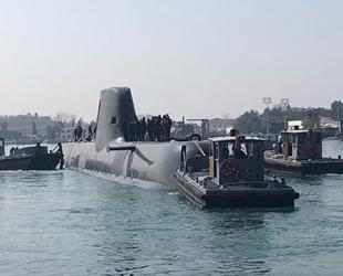 TCG PİRİREİS Denizaltısı, Mavi Vatan ile buluştu