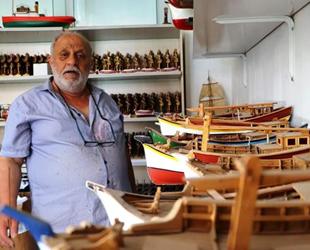 Maket gemi ustası Hulusi Arslantürk koronaya yenik düştü