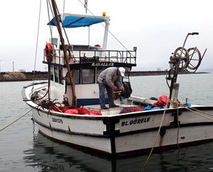 Giresunlu balıkçılar, av sezonundan istediği verimi alamadı