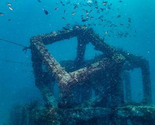 2 bin 400 yapay resif, Marmara Adaları'nda denize bırakılacak