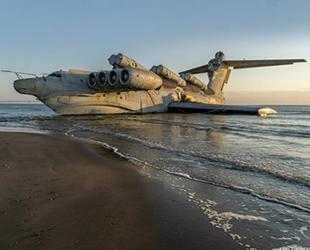 'Hazar Denizi Canavarı', Moskova'ya götürüldü