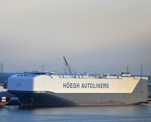 Höegh Autoliners ilk karbon nötr seferini tamamladı
