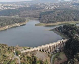 İstanbul'un barajlarındaki doluluk oranı yüzde 71.96'ya yükseldi