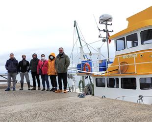 Marmara Adaları Yapay Resif Projesi 2. faz çalışmaları başladı
