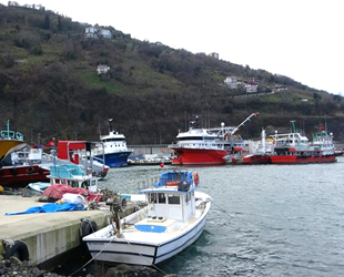 Trabzonlu balıkçılar, bu yıl erken 'Paydos' dedi