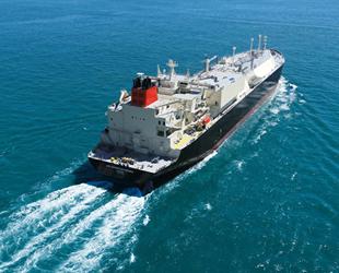 ABD, 2020'de LNG ihracatının yarısını Asya'ya gerçekleştirdi