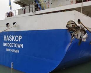 Baskop ile Cileen M isimli gemiler, Venedik'te çatıştı