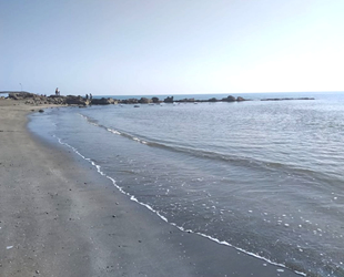 Karataş sahili temizlendi, Akyatan Lagünü açıldı