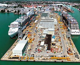Fincantieri Tersanesi, liman altyapısını geliştirecek