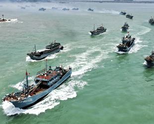 Çinli balıkçı tekneleri krize neden oldu