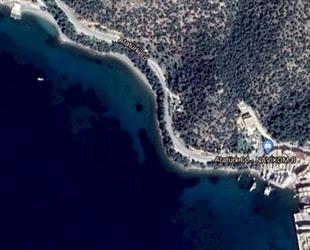 Bodrum'da inşa edilecek yeni limanın yeri belli oldu