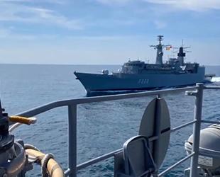 Sea Shield-21 Davet Tatbikatı, Batı Karadeniz'de gerçekleştirildi