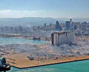 Almanya, Beyrut Limanı'nın yeniden inşası için Lübnan'a teklifte bulunacak