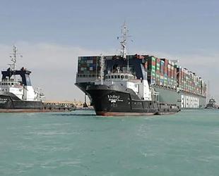 Ever Given gemisinin Mısır'a zararı belli oldu