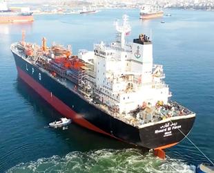 Cezayir'e ait LPG gemilerinin bakım onarımı Türkiye'de yapıldı