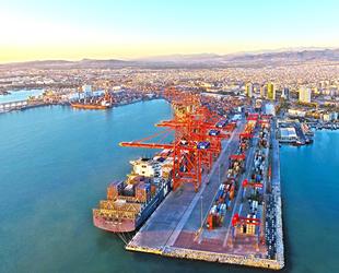 Mersin Limanı Genişleme Projesi 20 ayda tamamlanacak