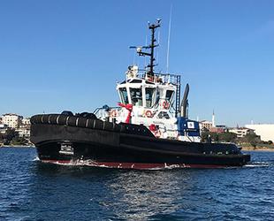 Sanmar, Sırapınar XII römorkörünü Portland Harbour Authority'e teslim etti