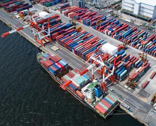 Ege İhracatçı Birlikleri, Mart ayında ihracatını yüzde 18 artırdı