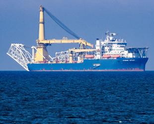 Danimarka'da Kuzey Akım 2 çalışmaları bu yıl tamamlanacak