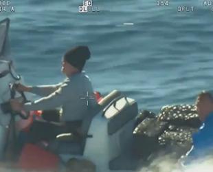 Tekne ile uyuşturucu taşıyan kano şampiyonu tutuklandı