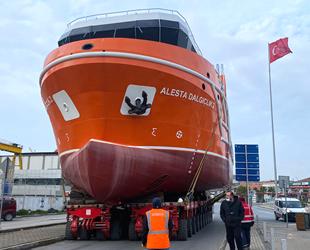 Alesta Dalgıçlık, yeni teknesine kavuştu