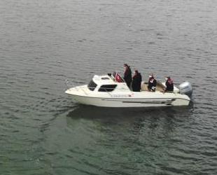 Baraj gölü havzasında kaçak avcılara göz açtırılmıyor