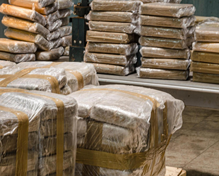 Anvers Limanı'nda 27 ton kokain ele geçirildi