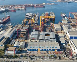 Kuzey Star Tersanesi, Rus Atomflot için yüzer liman inşa edecek