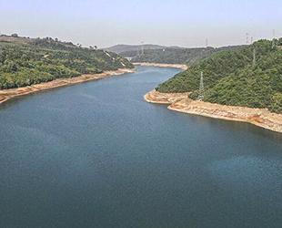 İstanbul'un barajlarındaki doluluk oranı yüzde 75,88'e yükseldi