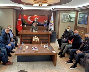 Kdz. Ereğli'de denizcilik sektörünün sorunları masaya yatırıldı