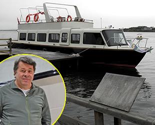 Esmarin, Eskişehir'den Avrupa'ya tekne ihraç ediyor