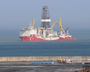Fatih Sondaj Gemisi, Filyos Limanı'ndan ayrıldı