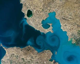 NASA yarışmasında 'Van Gölü' fotoğrafı finale kaldı