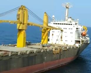 Saviz isimli İran gemisi, Kızıldeniz'deki saldırıya uğradı
