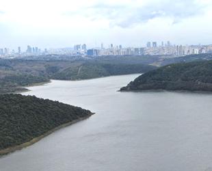 İstanbul barajlarındaki doluluk oranı yüzde 78.51'e yükseldi
