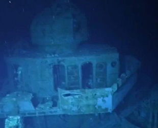 Dünyanın en derin gemi enkazı keşfedildi