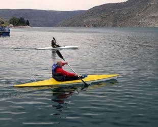 Halfeti, su sporları merkezi oluyor