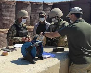 TSK, Libya Deniz Kuvvetleri personeline 'Sualtı Savunma Eğitimi' verdi