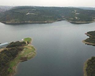 İstanbul'da barajlarda doluluk oranı yüzde 80,14'e yükseldi