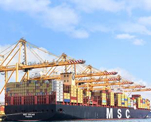 Asyaport Limanı, kendi rekorunu kırdı