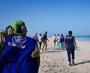 Cibuti'de göçmenleri taşıyan tekne alabora oldu: 34 ölü
